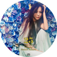 Finally / 安室奈美恵 ラベル 01 DISC1 曲目あり