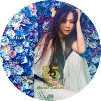 Finally / 安室奈美恵 ラベル 01 DISC3 曲目あり