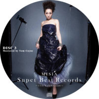 Super Best Records -15th Celebration- (通常版) / MISIA ラベル 01 DISC3 曲目なし