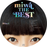 miwa THE BEST (通常版) / miwa ラベル 01 DISC1 曲目あり