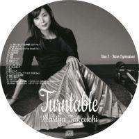 Turntable / 竹内まりや ラベル01 Disc1 曲目あり
