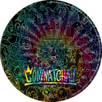 COMINATCHA!! / WANIMA ラベル 01 曲目あり