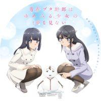 青春ブタ野郎はゆめみる少女の夢を見ない ラベル 01 DVD