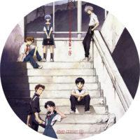 ヱヴァンゲリヲン新劇場版:序 ラベル 01 DVD