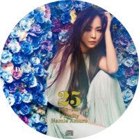 Finally / 安室奈美恵 ラベル 01 DISC1 曲目なし
