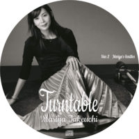 Turntable / 竹内まりや ラベル 01 Disc2 曲目なし