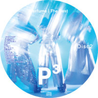 "Perfume The Best ""P Cubed"" / Perfume ラベル 01 Disc2 曲目あり"