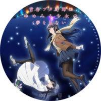 青春ブタ野郎はゆめみる少女の夢を見ない ラベル 02 DVD