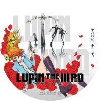 LUPIN THE IIIRD 峰不二子の嘘 ラベル 01 Blu-ray
